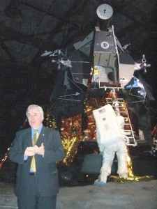 On Long Island, the Cradle of Aviation's lunar module, one of only three in existence